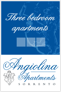 Angiolina Apartments - Three Bedroom Apartment